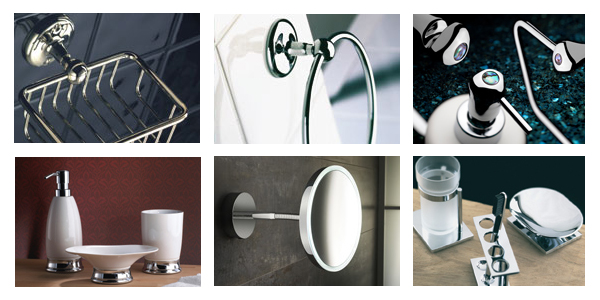 Bathroom Fittings and Accessories from Samuel Heath
