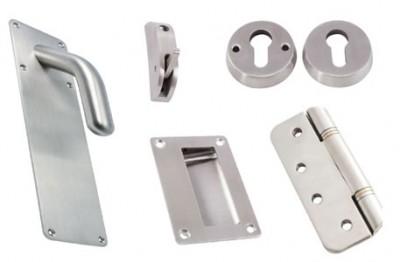 Anti-ligature door furniture