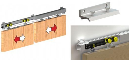 Concealed Sliding Door Gear Images Album - Losro.com